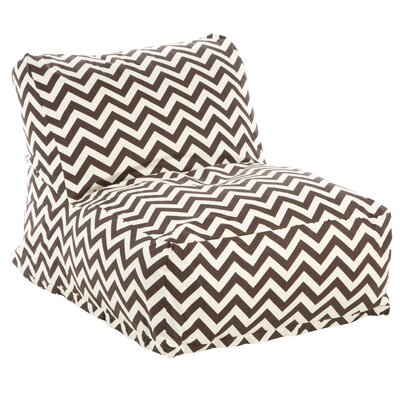 Majestic Home Products Zig Zag Bean Bag Lounger