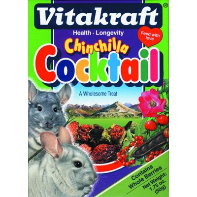 Vitakraft Cocktail Chinchilla Treat