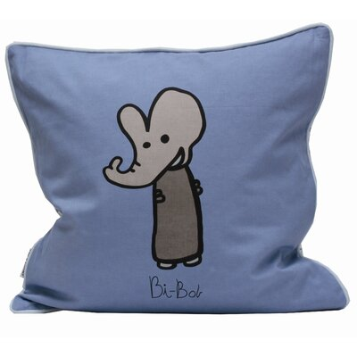 Meo and Friends Friends on Your Bi Bob Down-Filled Pillow