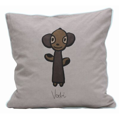 Meo and Friends Friends on Your Verbi Down-Filled Pillow