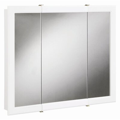 "Design House Concord 48"" x 30"" Surface Mount Medicine Cabinet"