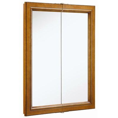 "Design House Montclair 24"" x 30"" Double Door Medicine Cabinet"