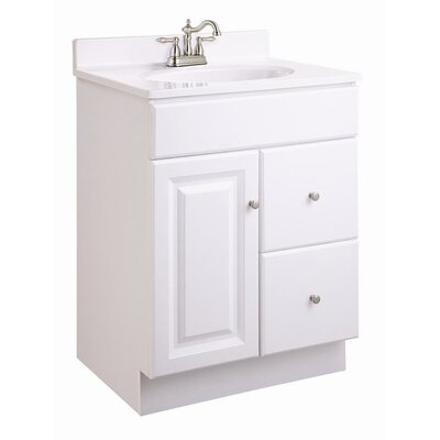 "Design House Wyndham 25"" Single Door Vanity Set"