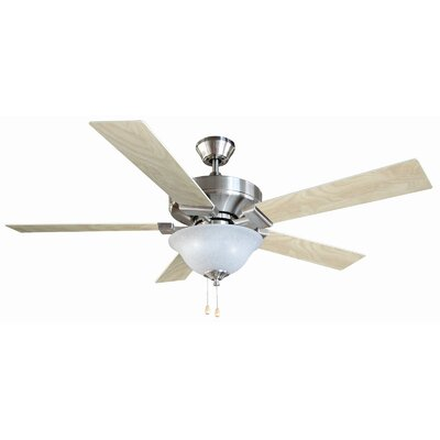 "Design House 52"" Ironwood 5 Blade Ceiling Fan"
