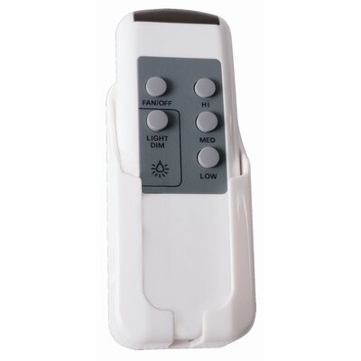 Design House Universal Ceiling Fan Remote