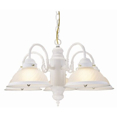 Design House Millbridge 5 Light Chandelier