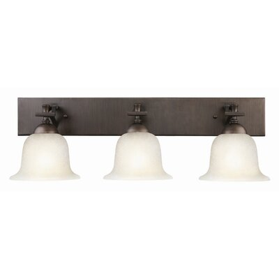 Design House Ironwood 3 Light Bath Vanity Light