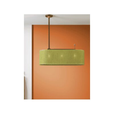 Lustrarte Lighting Contemporary Cork 3 Light Pendant
