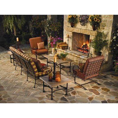 OW Lee Classico Deep Seating Group with Cushions