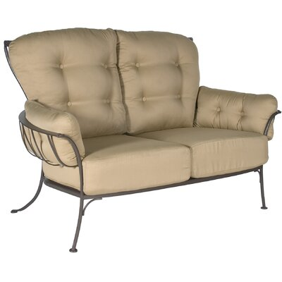 Monterra Loveseat with Cushions