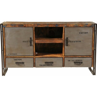 "MOTI Furniture Addison 65"" TV Stand"