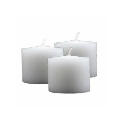 Light In the Dark New Bulk Unscented Votive Candles (Set of 288)