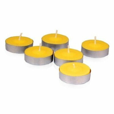 Light In the Dark Citronella Tealight Candles (Set of 50)