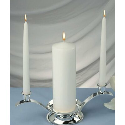 Elegant Unity Candles (Set of 3)