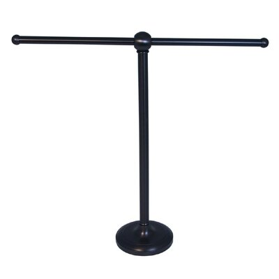 Allied Brass Universal 2-Arm Towel Holder