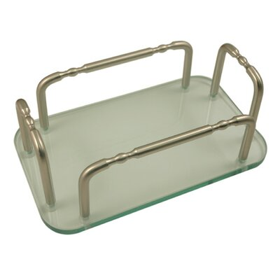 Allied Brass Universal Vanity Top Guest Towel Holder