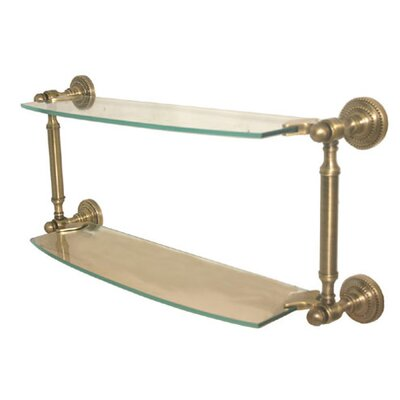 Allied Brass Dottingham Bathroom Shelf