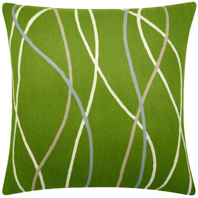 Judy Ross Textiles Streamers Pillow