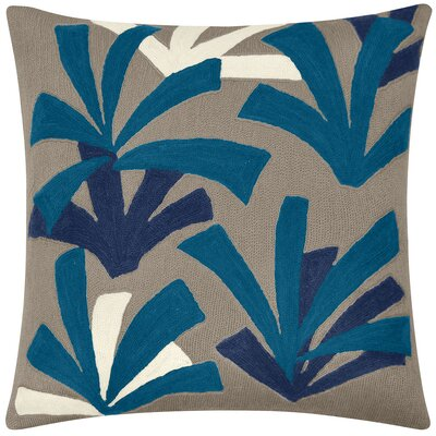 Judy Ross Textiles Burst Wool Pillow
