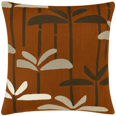 Judy Ross Dragonfly Wool Pillow