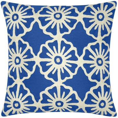 Judy Ross Textiles Pinwheel Wool Pillow