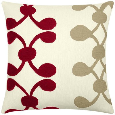 Judy Ross Celine Wool Pillow