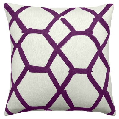 Judy Ross Textiles Jalli Pillow