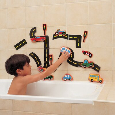 edushape Traffic Bath Fun