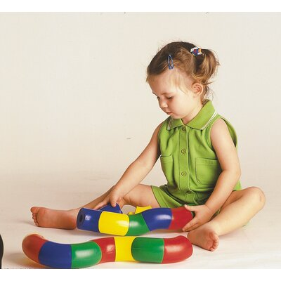 edushape Roll N` Twist Building Set