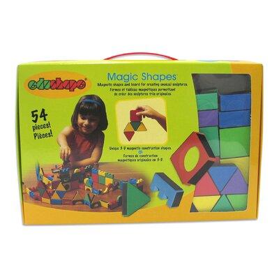 edushape Magic Shapes Toy and Board