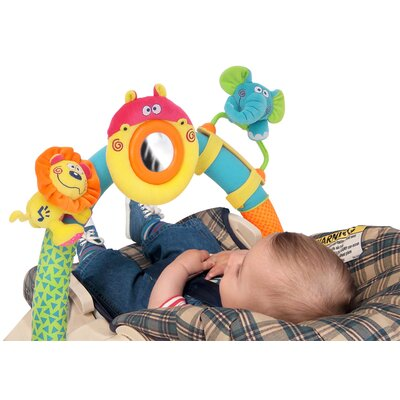 edushape Animal Activity Bar Baby Toy