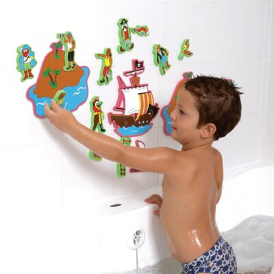 edushape Pirate Bath Fun