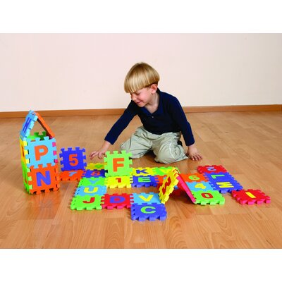 edushape Mini Edu Tile Toy Set