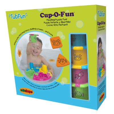 edushape Cup - O - Fun Water Toy