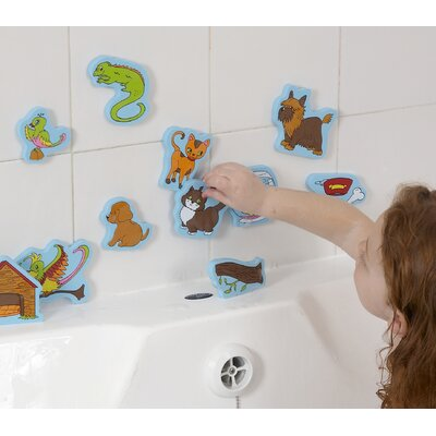 edushape Magic Creations Pet Shop Bath Set