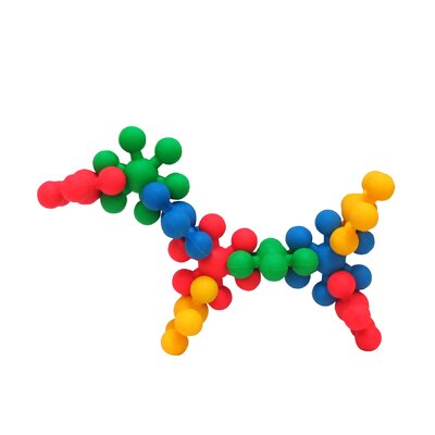 edushape Easy-Grip Tiny Stars (Set of 80)