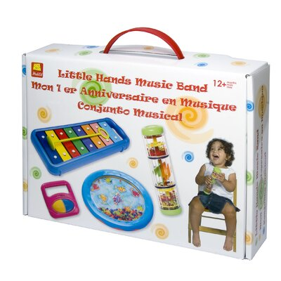 edushape Little Hands Music Band Toy Instrument Set