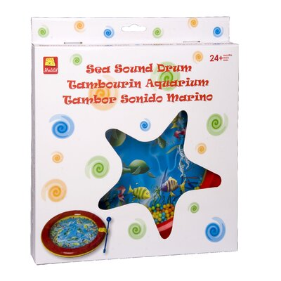 edushape Sea Sound Toy Drum