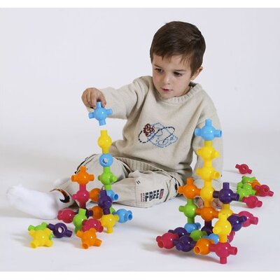 edushape Kiddy Connects Building Set