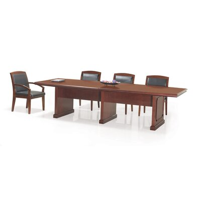 "Absolute Office Heritage 144"" Conference Table"