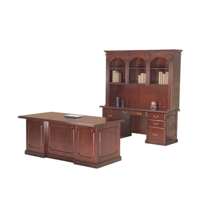 Absolute Office Heritage U-Shaped Desk Office Suite