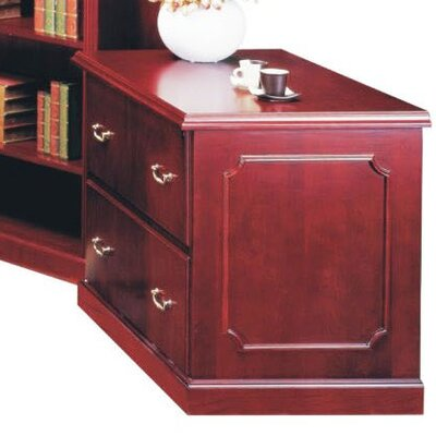 Absolute Office Heritage 2-Drawer Lateral File