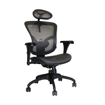 Absolute Office Mesh Arm Chair with Adjustable Armrest