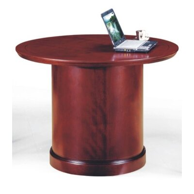 "Absolute Office Devon 42"" Round Meeting Table"