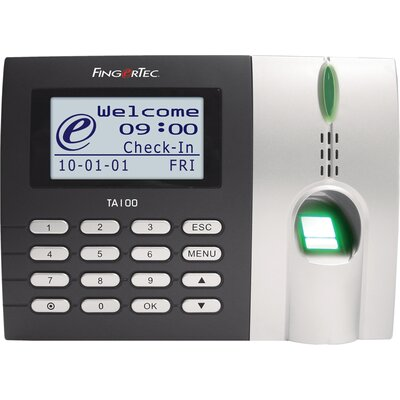 Fingertec USA Time and Attendance Time Clock with Fingerprint