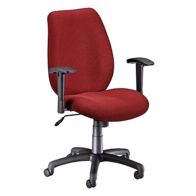 <strong>OFM</strong> Ergonomic Mid-Back Office Chair with Arms