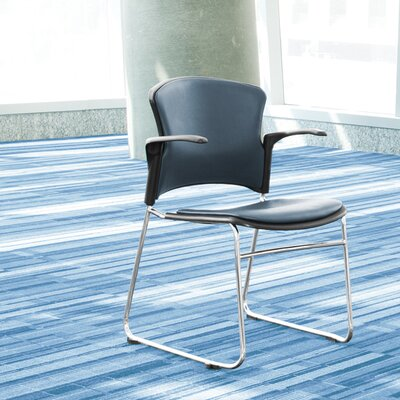 OFM Multi Use Plastic Seat and Back Stacker Chair