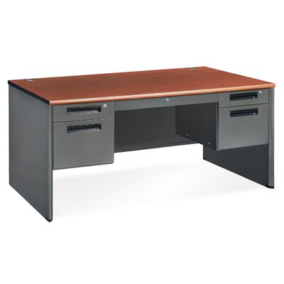 "OFM Mesa Series 60"" Executive Panel End Computer Desk"