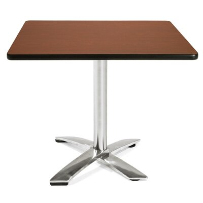 "OFM Multi-use 29.5"" x 36"" Square Folding Table"