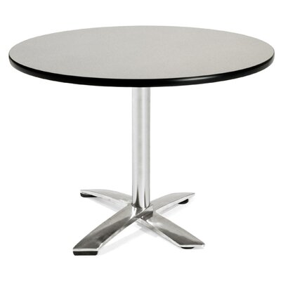 "OFM Multi-use 29.5"" x 42"" Round Folding Table"